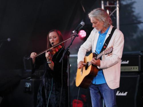 Graeme Clark & Fiona Cuthill Sruighlea 2018