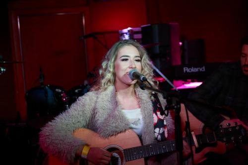 Katie Palmer at Nice N Sleazy 2019