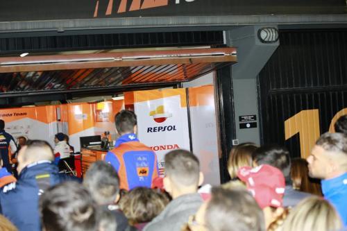 Valencia MotoGP Pitwalk 2019